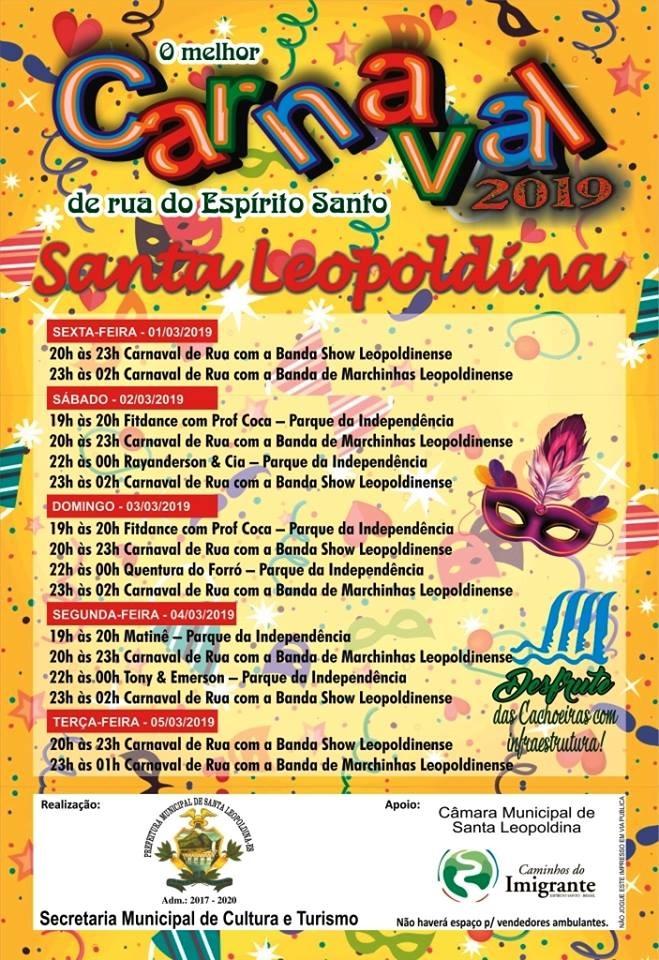 Carnaval de Santa Leopoldina