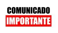 COMUNICADO - ATO DA PRESIDÊNCIA 003/2020