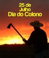 Dia do Colono!